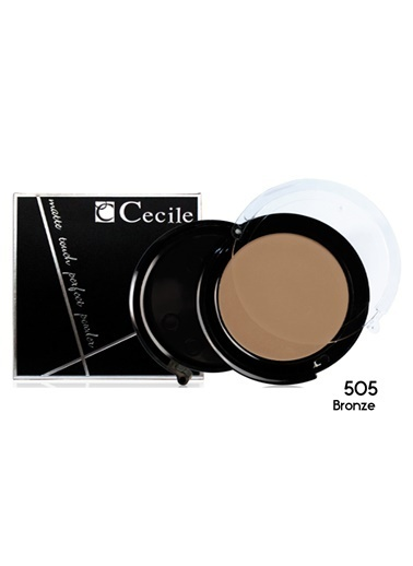 Cecile Matte Touch Perfect Powder 505 Bronz